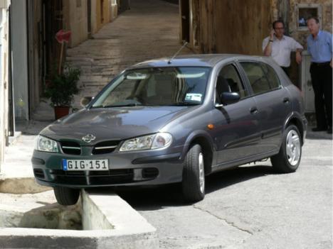 Auch eine Möglichkeit einzuparken