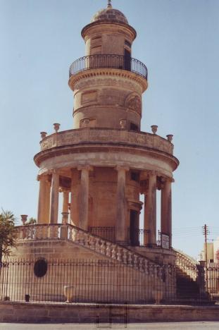 Der legendäre Turm von Lija