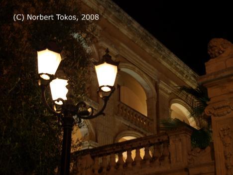 Mdina by night (1)