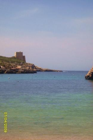Xlendi Bay, Gozo.