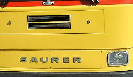 Was stimmt mit diesem Bus nicht?