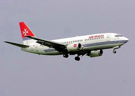 Boeing 737-300 der Air Malta
