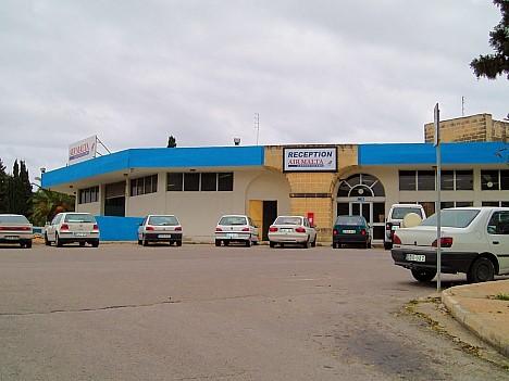 Cargo-Terminal, MIA