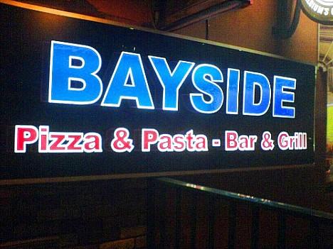 Bayside Pizza & Pasta - Bar & Grill