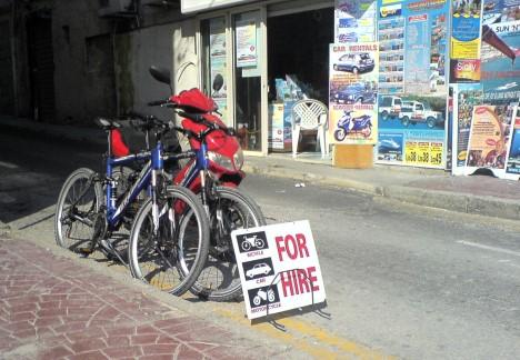 Bikes 4 hire
