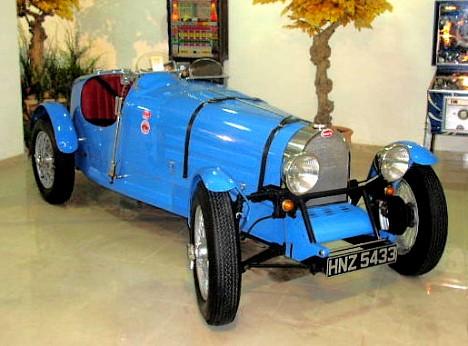 Bugatti T35 1933