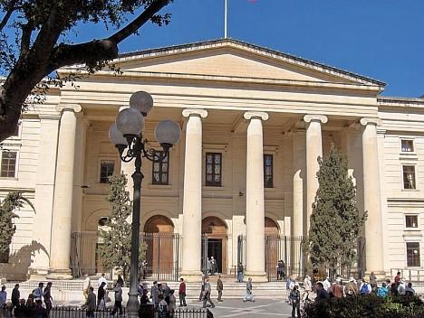 Courthouse Valletta