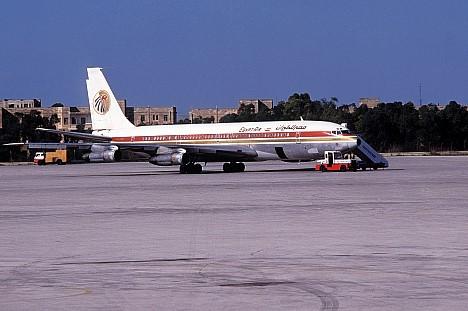 Egypt Air, Boeing 707