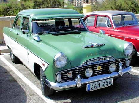 Ford Zodiac MK II