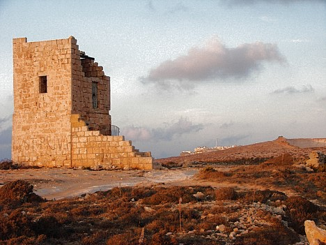Għajn Znuber Tower