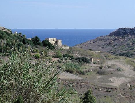 Gozo im Spätsommer
