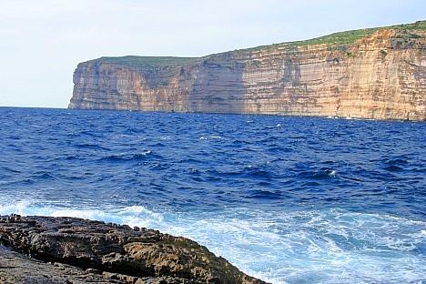 Gozo-Klippen