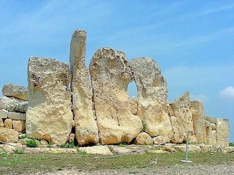 Ħaġar Qim Tempel