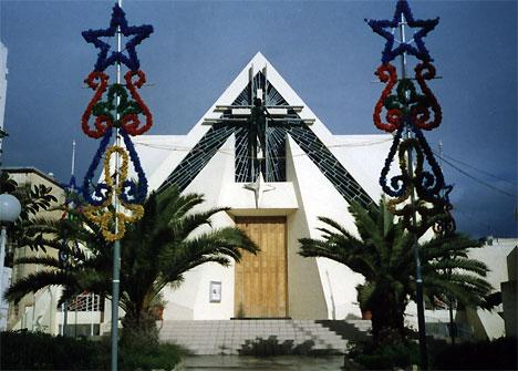 Kirche in Fgura