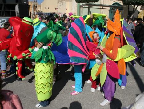 Karneval auf Gozo