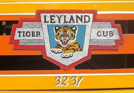 Leyland Tiger Club