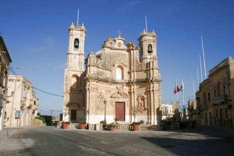 Pfarrkirche Għarb