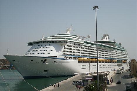Wie heißt dieses Kreuzfahrtschiff?