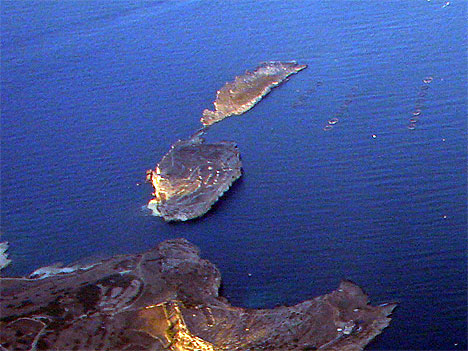 St. Paul's Island(s)