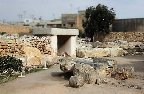 Tarxien-Tempel