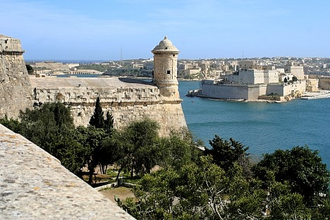 Wachturm Valletta