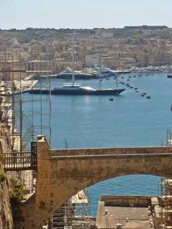 Malta ist in der EU angekommen ......