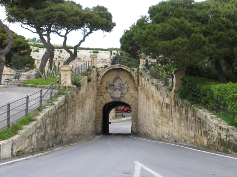 Greek Gate Tunnel